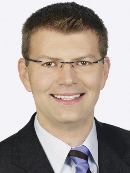 Porträt von Daniel Caspary